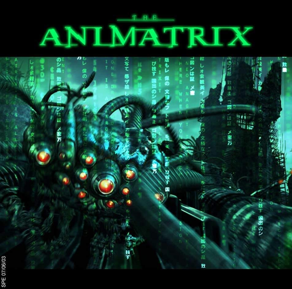 animatrix deutsch: