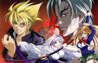 Tenjou Tenge - episodios Online