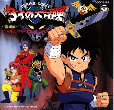Truyện Tranh Dragon Quest I: Dai No Daibouken - Dấu Ấn Rồng Thiêng I