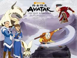 Avatar_A Lenda de Aang -  Episodios - Dublado