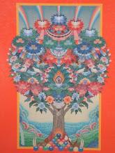 Árbol de la prosperidad. Por Robert Beer