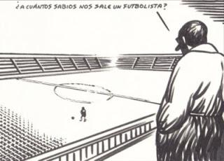 Eurocopa - ¿A cuantos Sabios nos sale un Futbolista?