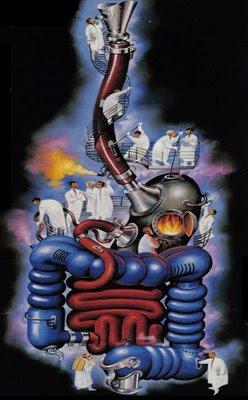 Sistema digestivo industrial