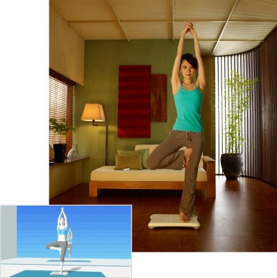 La Wii-Fit ya se usa en centros de Fisioterapia