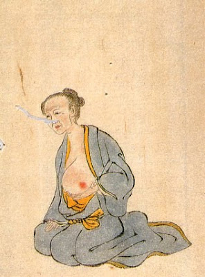 Ilustraciones anatómicas del Japón del siglo XVIII