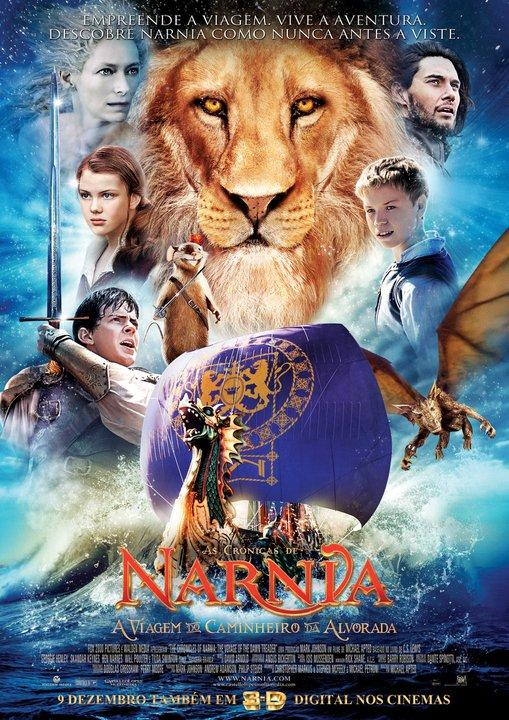As Crônicas de Nárnia 3 – A Viagem do Peregrino da Alvorada – Dublado – Filme Online