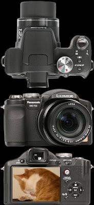 Panasonic Lumix FZ8