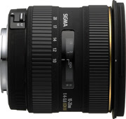 Sigma 10-20mm F4-5.6 For Nikon D40x