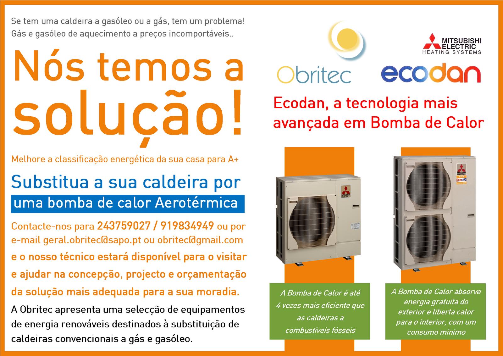 Obritec - Bomba de calor consumo ...