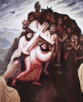 images of jesus face. Jesus Face Illusion - Jesus