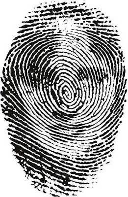 Spot a Woman in Fingerprints | Hidden Illusion