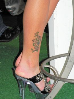 Variant Ankle Tattoo Designs
