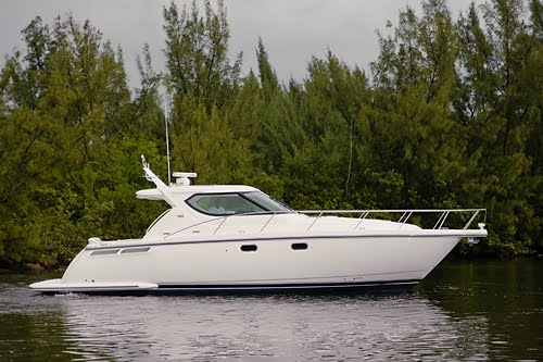 In fact, Volvo Penta's IPS in the Tiara 4300 Sovran delivers 25% better fuel ...