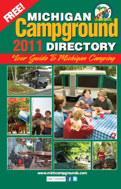 Get your 2011 Michigan Campground Directory at these RV shows