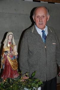 Sainte-Barbe à Ayent en 2007