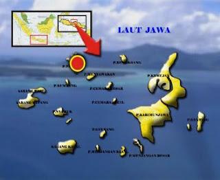 Peta Karimunjawa (Wisata Jepara)