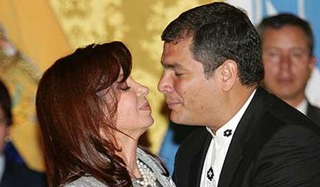 correa Amantes de Cristina Fernandez de Kirchner