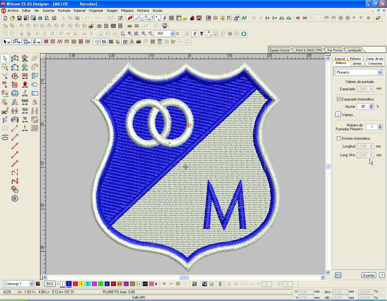 Escudos Millos Wallpapers | Real Madrid Wallpapers