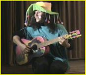 mi guitarra mariposa