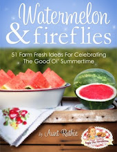 Featured in Ebook- Watermelon &amp; Fireflies