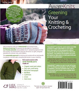 AwareKnits - a book by Adrienne Armstrong and Vickie Howell Akback
