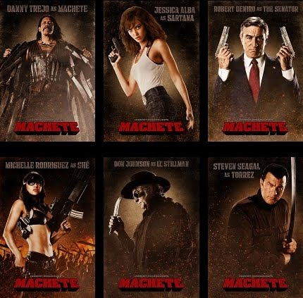 Jessica Alba In Machete Pics. Jessica Alba and Lindsay