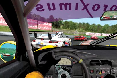 Auto Racing Simulators on There Are Plenty Of Auto Racing Simulators That Are Made For The