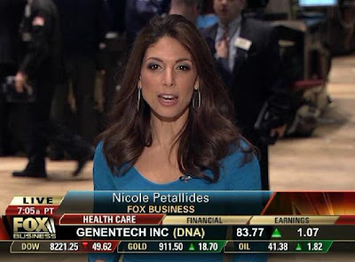 As Dow Passes 10000 Petallides Of Fox Business Talks The Beat