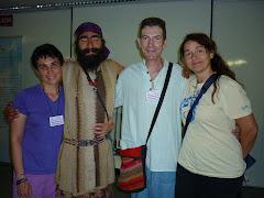 Congreso de Chamanes y Místicos, 5 y 6 de junio de 2010