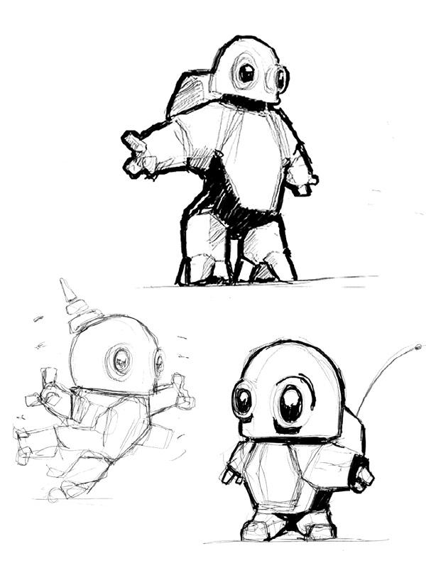 Bobots sketches