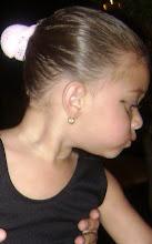 A mais nova Bailarina da casa