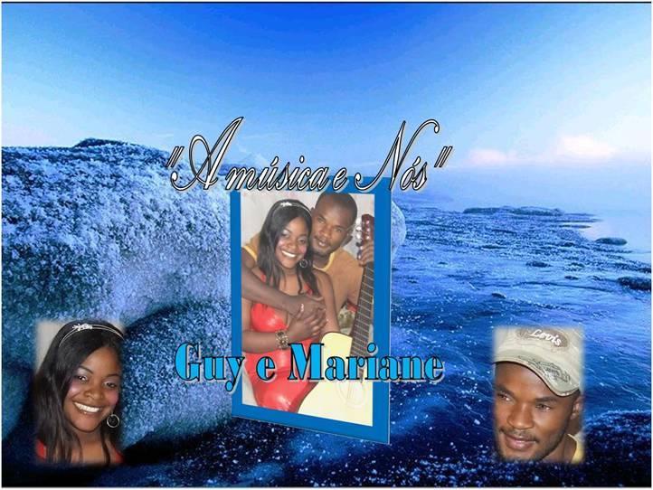 Guy e Mariane