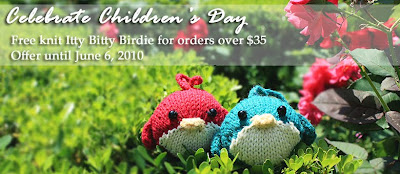 Shokay yak knit birds