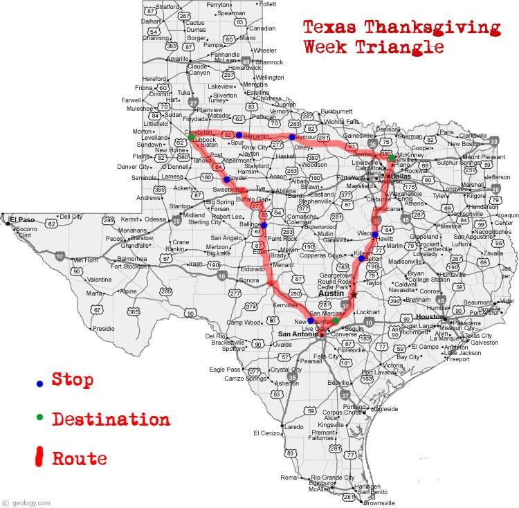 Gruene Texas Map My Blog - Texas map cities towns