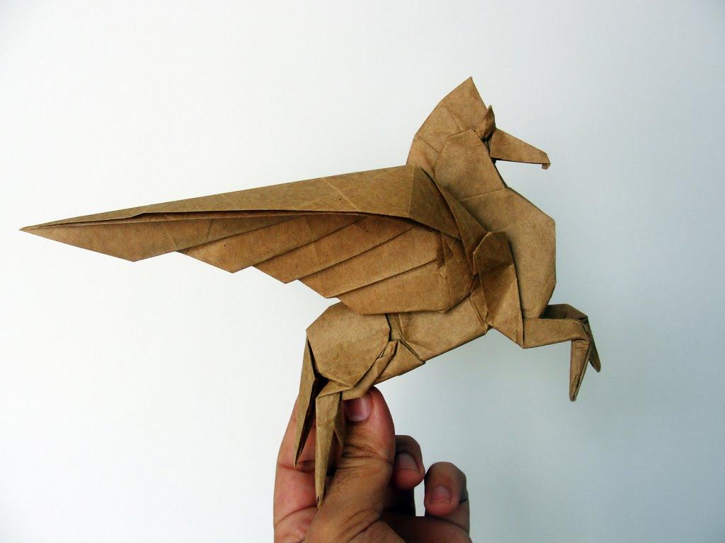 Origami Amantes De Cavalos