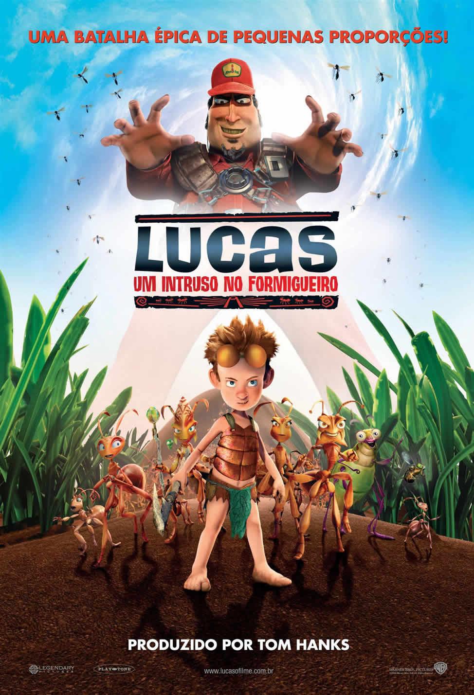 Assistir Lucas, um Intruso no Formigueiro - Dublado