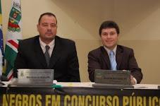 Audiência Pública sobre Cotas para Negros em Concurso Público Municipal.