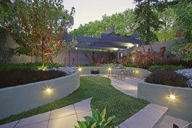 Iluminacion dise o iluminacion de parques y jardines for Diseno de parques y jardines