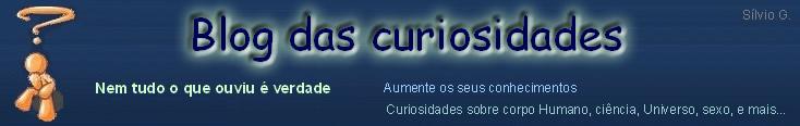Blog das Curiosidades