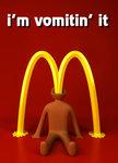 Novo logotipo da Mc Donalds
