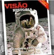Visão História : alunagem