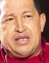 Hugo Chavez pronto para a Guerra