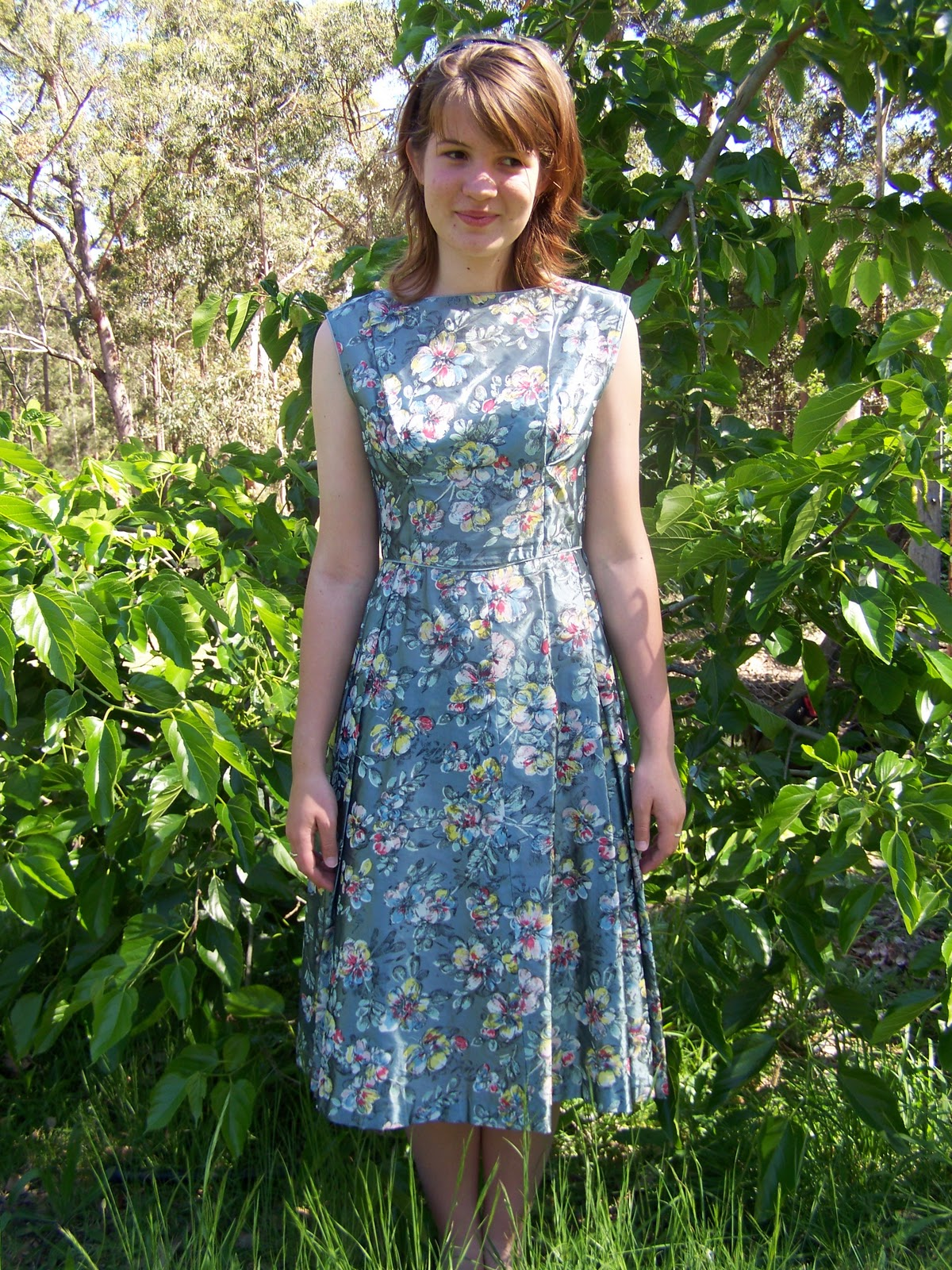Secret Hippie: 1958 Dresses