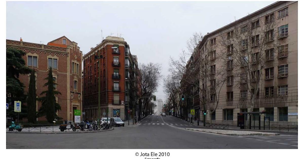 De madrid al cielo una vista de la calle bail n - H m calle orense madrid ...