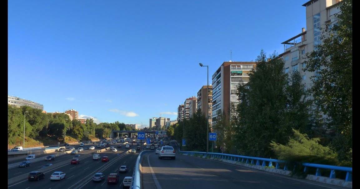 De madrid al cielo m 30 norte m 30 sur - H m plaza norte ...