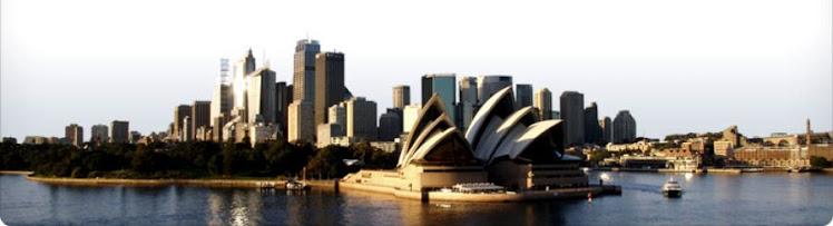 Australia , La isla paradisiaca