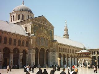 Omayyad Mosque, Damascus