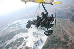 Victoria Falls, Zambia, 2007