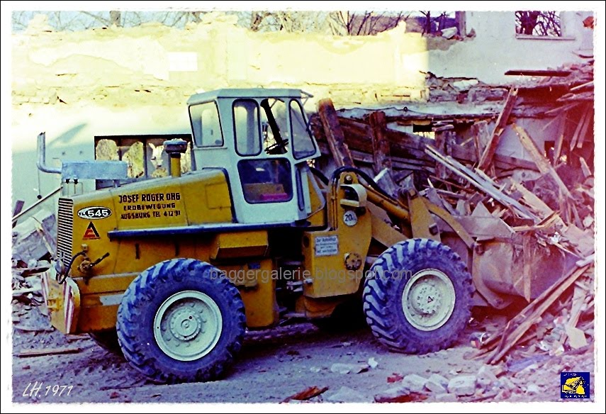 Kukje Tractor Parts : Allis chalmers wheel loader