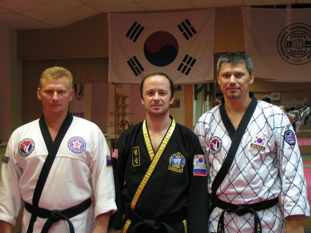 2010 - 2012: gm sp hong taught 4th degree black belt through 9th degree black belt during the usa taekwondo